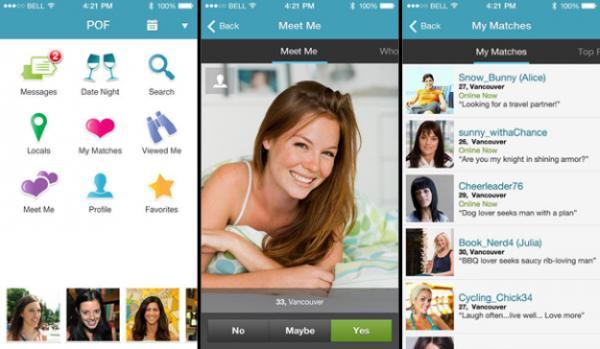 Le app di incontri più selettive - POF