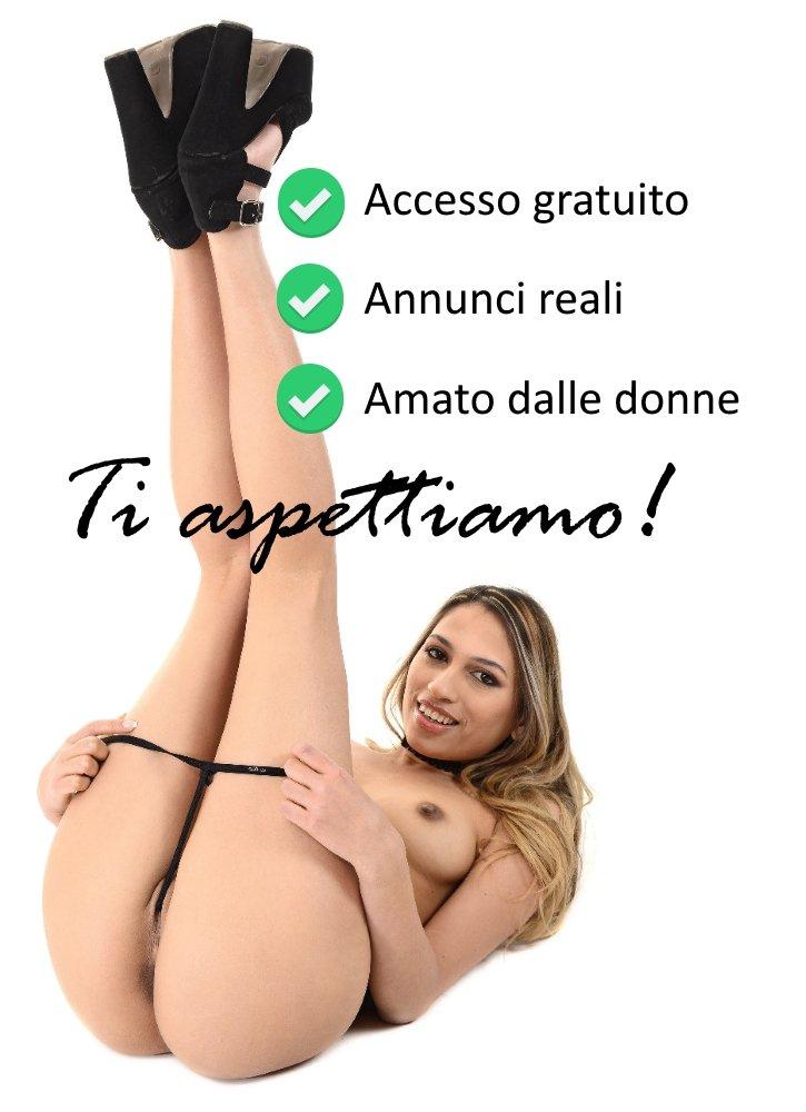 Iscrizione gratuita incontri sesso